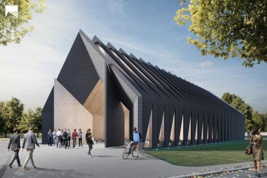 Mass timber: sustainable construction
